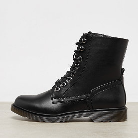Poelman Laureen Combat Boot black