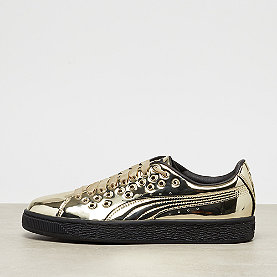 Puma Basket XL Lace Metal gold/gold
