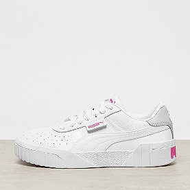 Puma Cali Fluo Pack  white-fuchsia purple