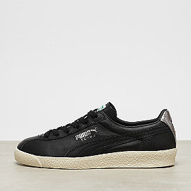 Puma Te-Ku Leather puma black/marshmallow/puma team gold