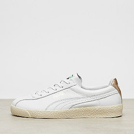 Puma Te-Ku Leather puma white/marshmallow/puma team gold