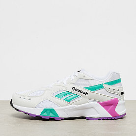 Reebok Aztrek top-true grey/timeless teal/aubergine black