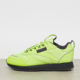 Reebok CL Leather Ripple Railneon  lime/neon lime/true grey 8