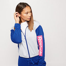 Reebok CL Trackjacket cloud grey