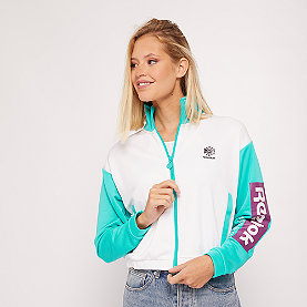Reebok CL Trackjacket white