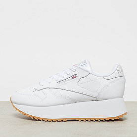 Reebok Classic Leather Double white/silver met/gum