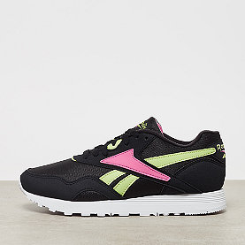 Reebok Rapide SYN black/white radical /pink/luminous lime