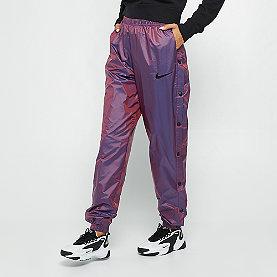 NIKE NSW Pant Popper Color Shift bright violet/bright crimson/wht