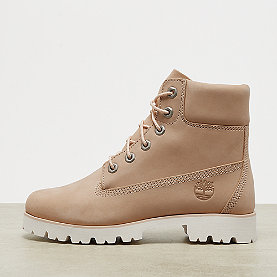 Timberland Heritage Lite 6in Boot Suede light beige