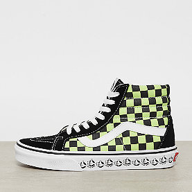 Vans UA SK8-Hi Reissue  black/sharp green