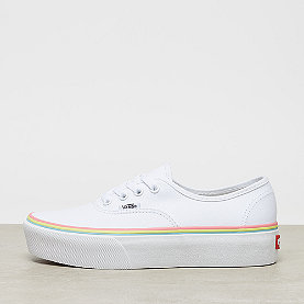 Vans UA Authentic Platform 2.0 true white/strawberry pink