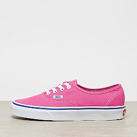 Vans UA Authentic carmine rose/true white