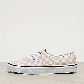 Vans UA Authentic checkerboard chalk pink white