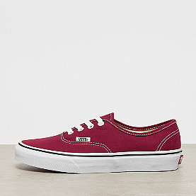 Vans UA Authentic rumba red/true white