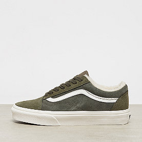 Vans UA Old Skool Suede grape leaf/dusty olive