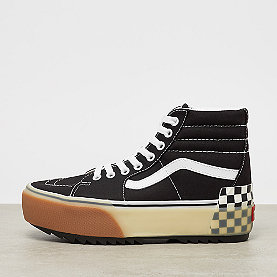 Vans UA SK8-Hi Stacked black/checkerboard