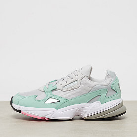 adidas Falcon W grey one/grey one/easy green
