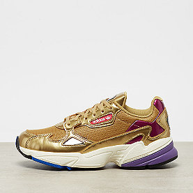 adidas Falcon W gold met/gold met off white