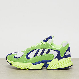 adidas Yung-1 solar green/real purple S18/hi-res yellow