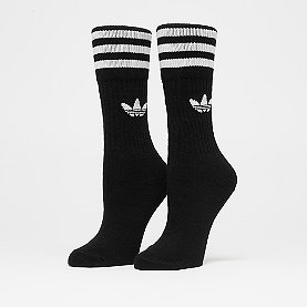 adidas Solid Crew 3PP black/white