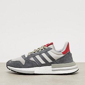 adidas ZX 500 RM grey four/white/scarlet