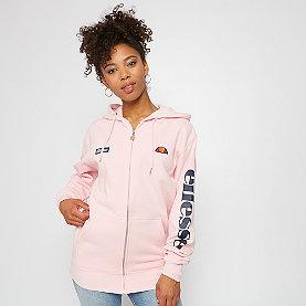 Ellesse Serinatas Full Zip Hoodie  light pink