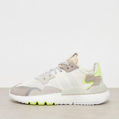 adidas Nite Jogger off white/ftw white/hi-res yellow