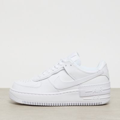 NIKE NSW Air Force 1 shadow  shadow white/white-white