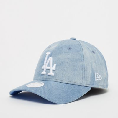 New Era Los Angeles Dodgers Womens Tie Dye 9Forty light blue/white