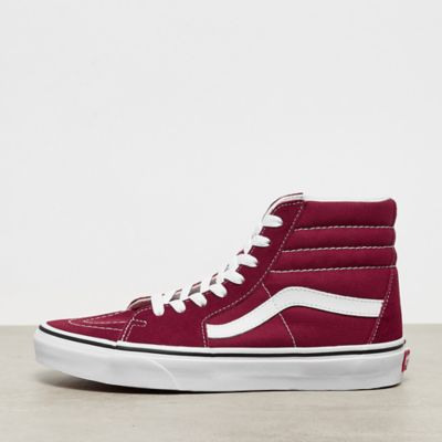 Vans Classics Sk8-Hi rumba red/true white