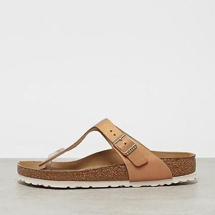 Birkenstock Gizeh VL Washed metallic sea copper