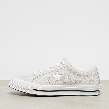 Converse One Star OX white/ white/ white