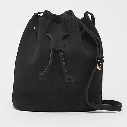 Mae & Ivy Mila Bucket Bag black