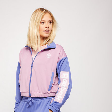 Reebok CL Trackjacket infused lilac