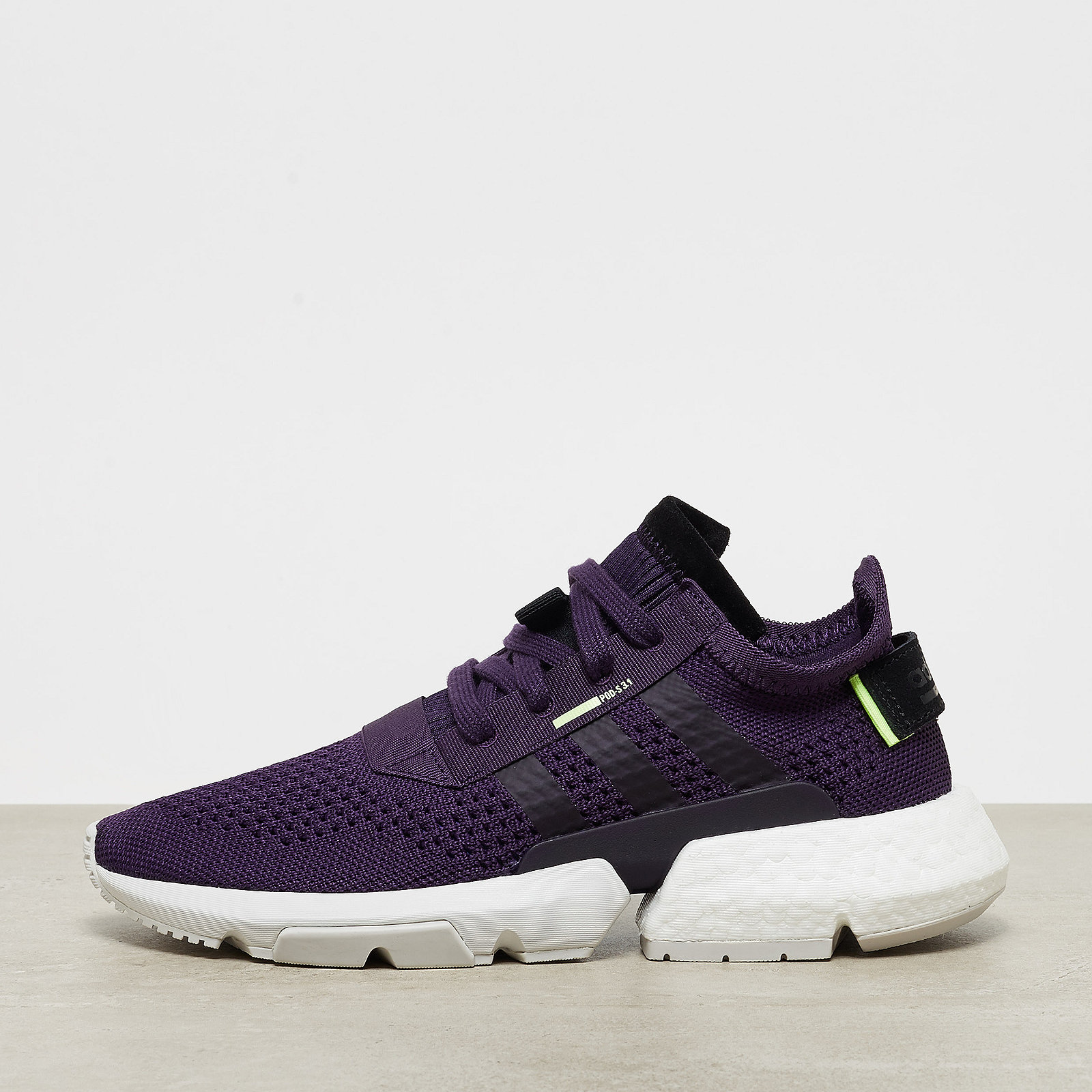 POD-S3.1PK W legend purple/legend purple/hi-re   d purple/hi