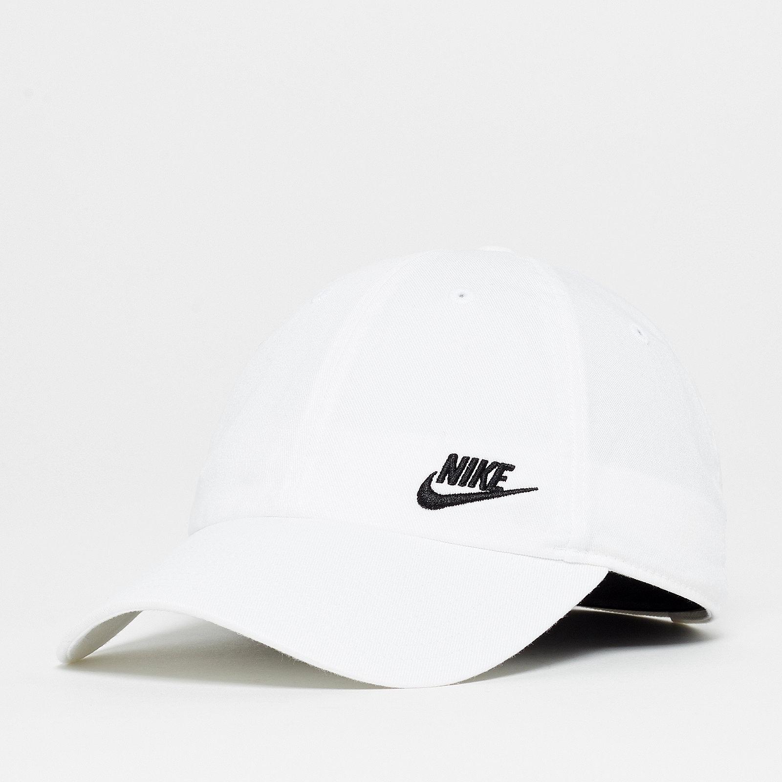NIKE NIKE NSW H86 Cap Futura Classic white/black