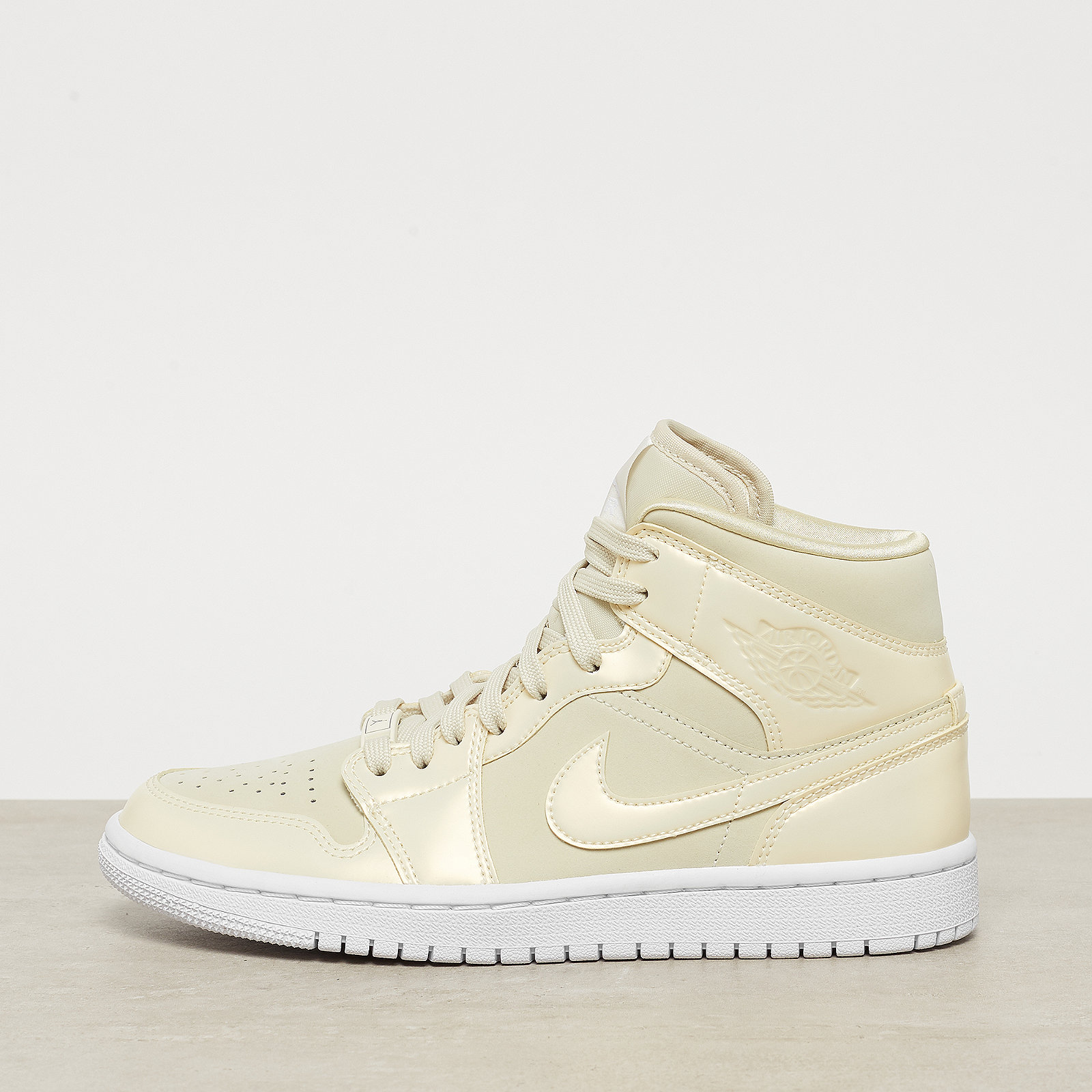 Air Jordan 1 Mid SE fossil/fossil-white fossil/fossil-white
